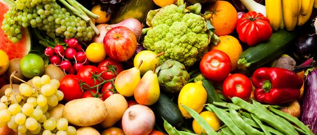Vliv ovoce a zeleniny na zdraví