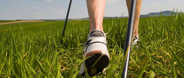 Nordic walking - chůzí ke zdraví