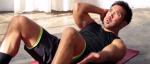10-ti minutové posilování břišních svalů
