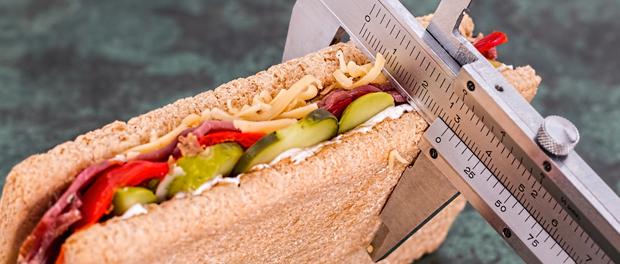 Počítání kalorií nemusí být vhodný způsob hubnutí