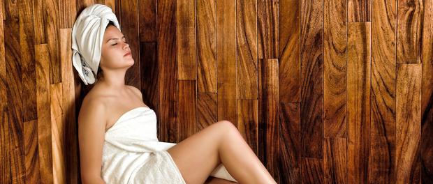 Sauna a její vliv na zdraví