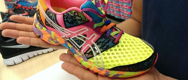 Vhodná běžecká obuv jako základ úspěchu