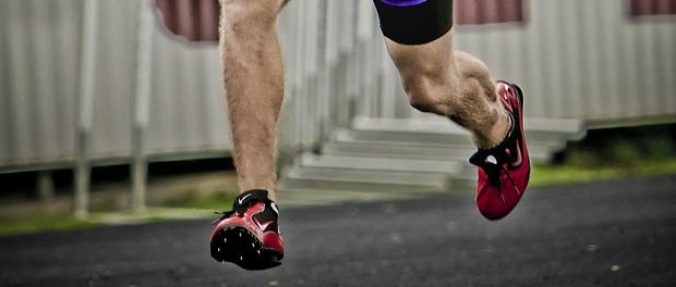 Křeče nejčastěji postihují lýtkový sval