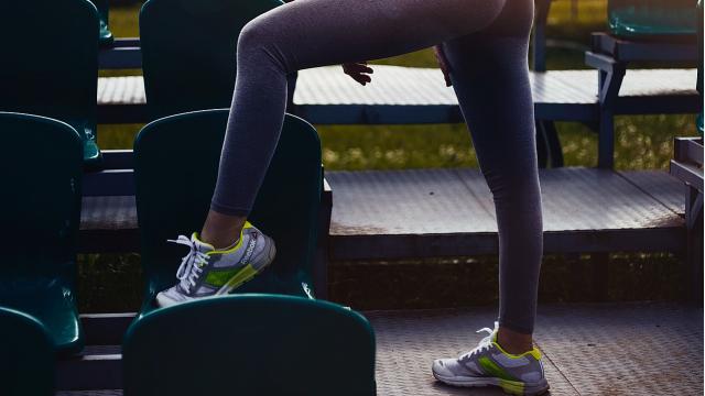 Cvičte nohy a spalte kalorie