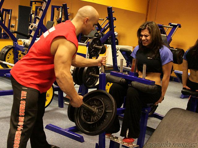 Kentoya fitness v Praze