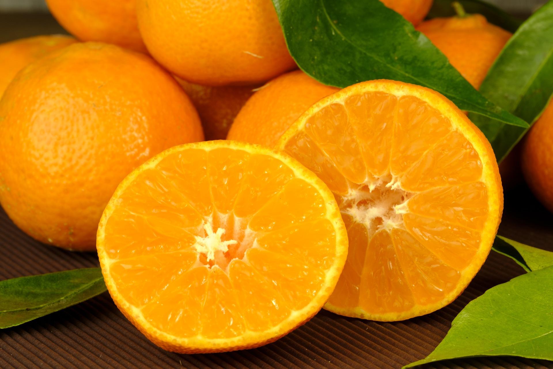 Pomeranče a jejich vliv na zdraví
