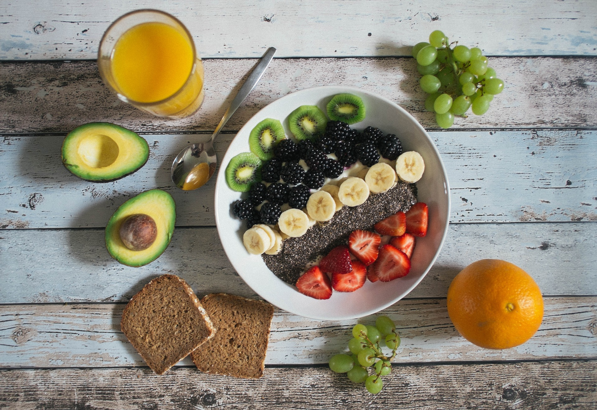 Které ovoce je nejzdravější