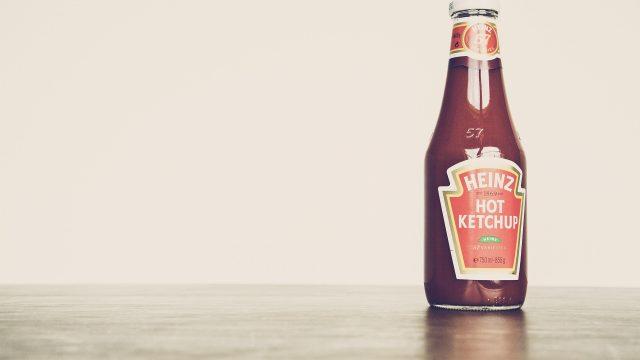 Proč nejíst kečup?