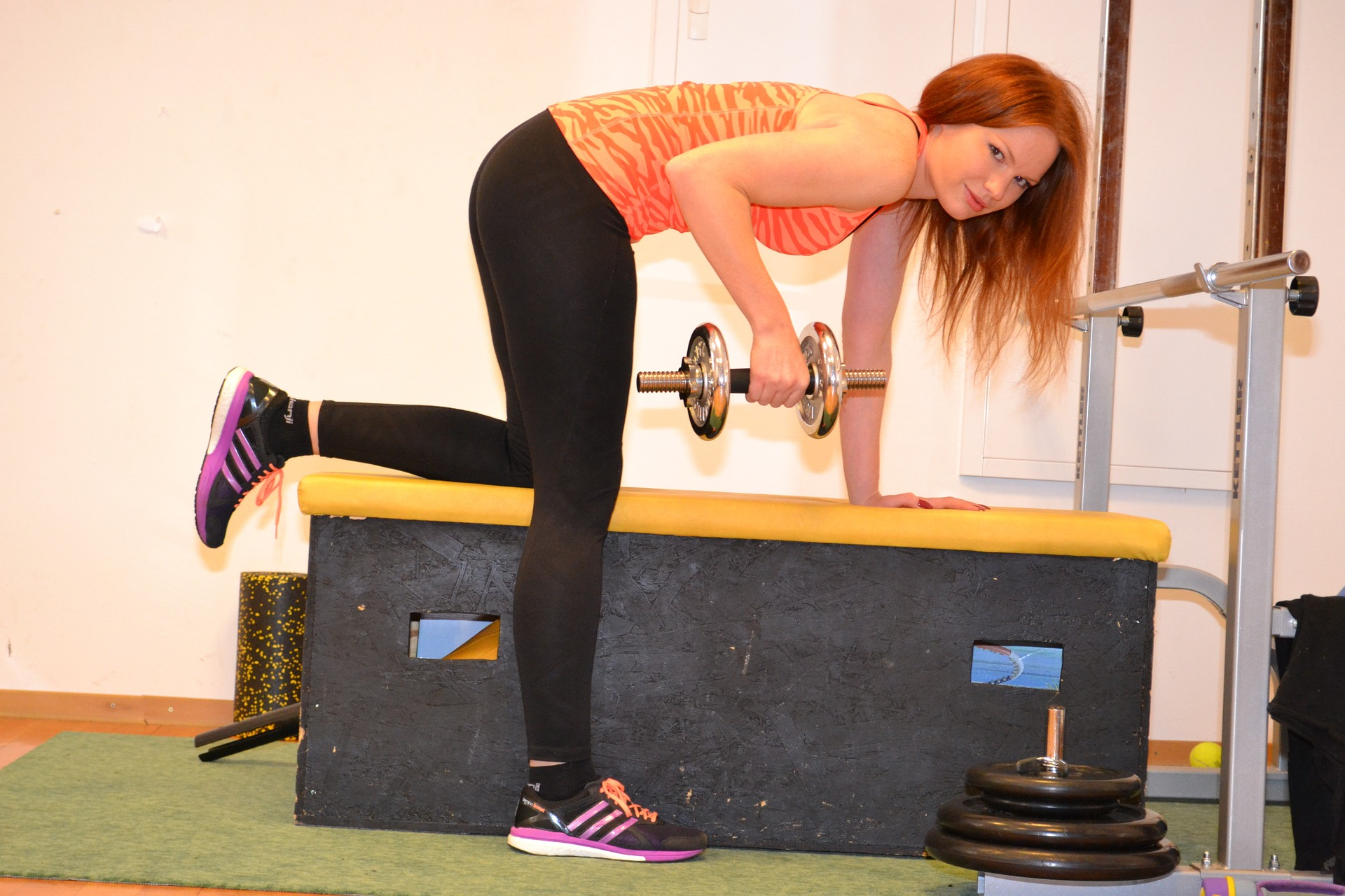 Posilovna nebo aerobic