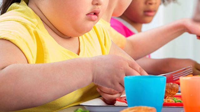 Obezita u dětí