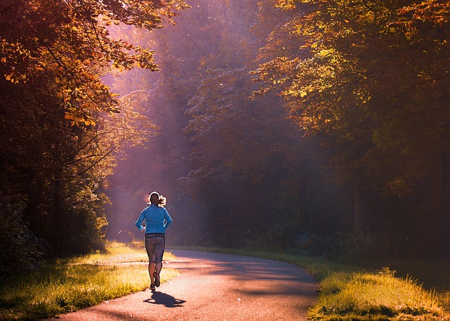 Pravidelné sportovní aktivity prospějí vašemu zdraví.