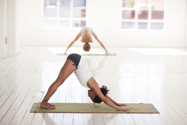 5 důvodů, proč začít s jógou